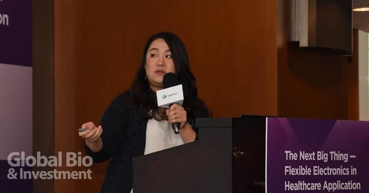 國際半導體產業協會(SEMI)資深代表李哲玫。(攝影:吳培安)