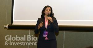 微軟亞洲健康產業營運主管Karen Priyadarshini (攝影/李林璦)
