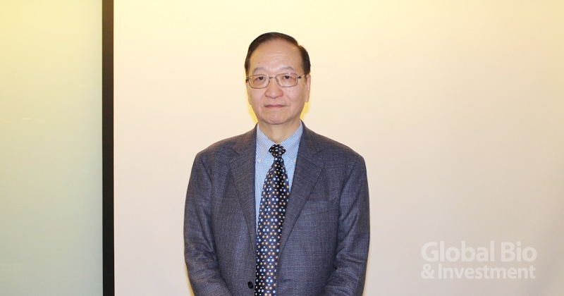 生華科總經理宋台生表示,CK2抑制劑Silmitasertib  擬申請新冠緊急人體臨床試驗 。(圖片來源本刊資料中心)