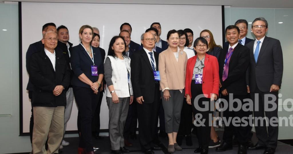 臺澳創新數位醫療論壇中,匯聚來自臺灣、澳洲的多組數位醫療團隊及產業育成機構,共創數位醫療商機 (攝影/巫芝岳)