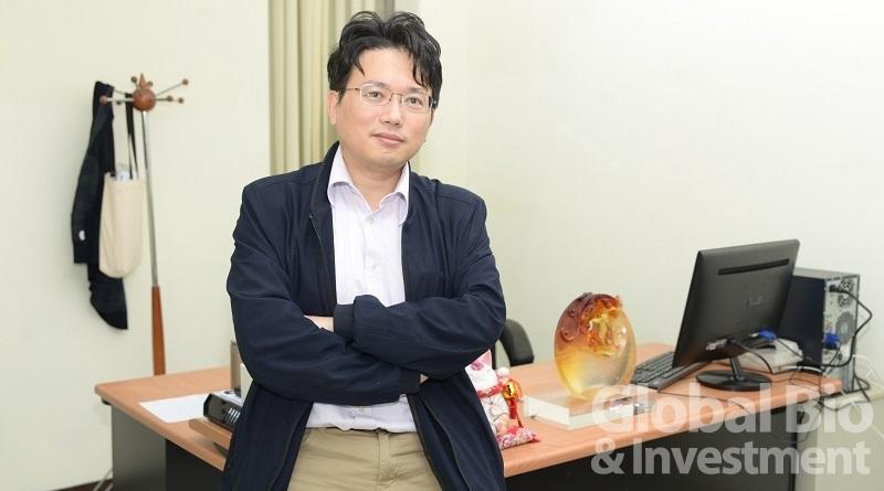 江坤俊表示,希望未來 與敏盛一起打造乳房醫學中心。(攝影/林嘉慶)