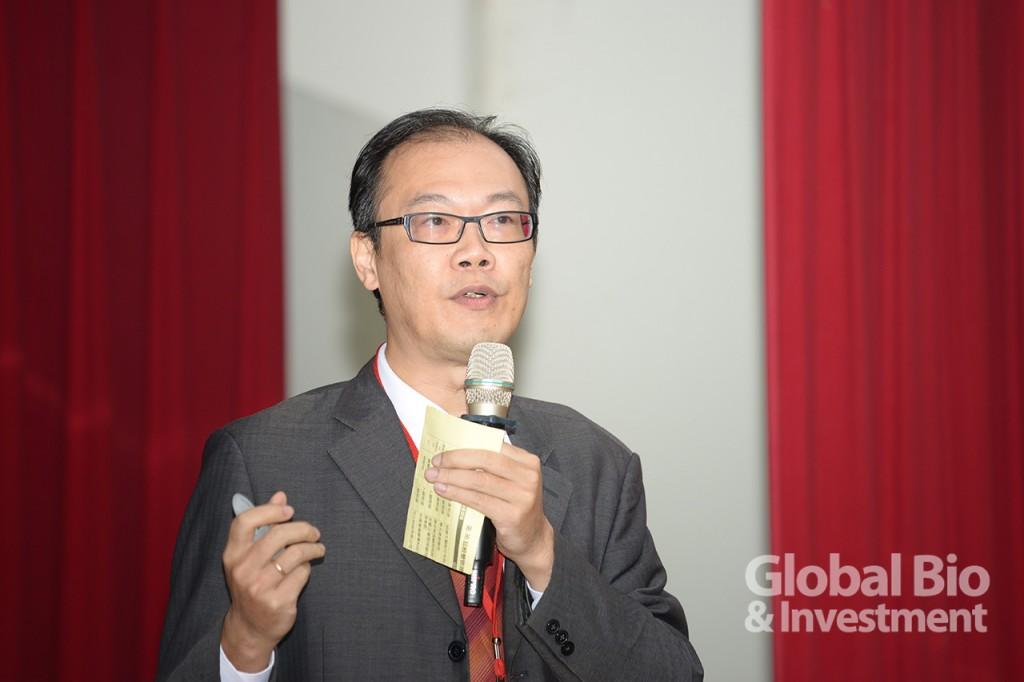 新聚能科技股份有限公司總經理朱新瑞(攝影/林嘉慶)