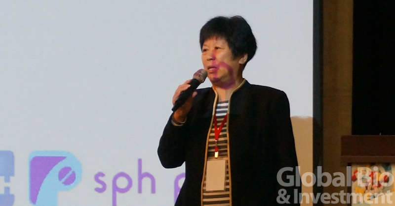 前進中國生物醫藥市場論壇。(攝影/彭梓涵)
