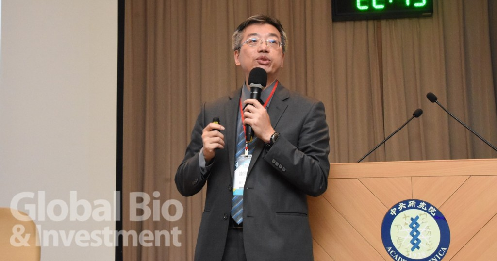 臺北醫學大學營養學院副院長謝榮鴻(攝影:吳培安)