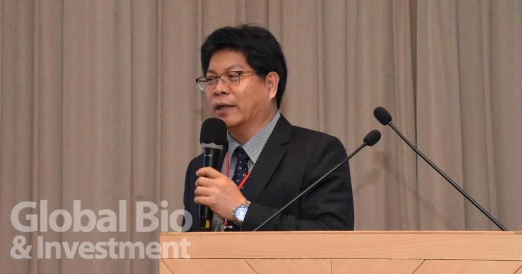 臺灣大學潘敏雄教授。(攝影:吳培安)