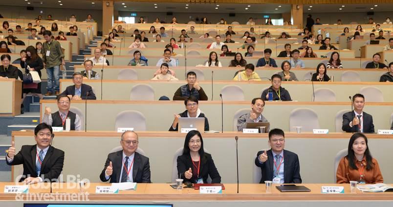 今(3)日,亞洲微生物體趨勢論壇於中研院舉辦。(攝影:林嘉慶)