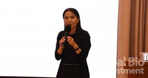 臺灣大學教授陳明汝。(攝影:吳培安)