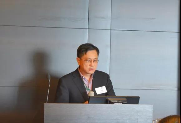 英派藥業首席執行長包駿博士(圖、文/世易醫健提供)