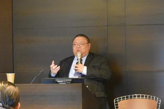 艾昆緯大中華區臨床項目管理副總裁陳可傑(圖、文/世易醫健提供)