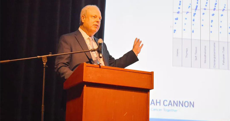 "Howard ""Skip"" Burris, III 美國臨床腫瘤學會(ASCO)總裁 莎拉•坎儂醫院臨床總裁"