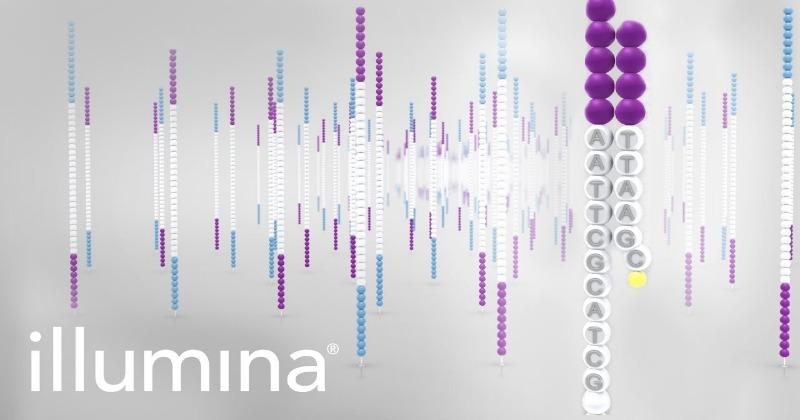llumina近年在次世代定序癌症伴隨式診斷的市場動作頻繁。(圖片取自網絡)