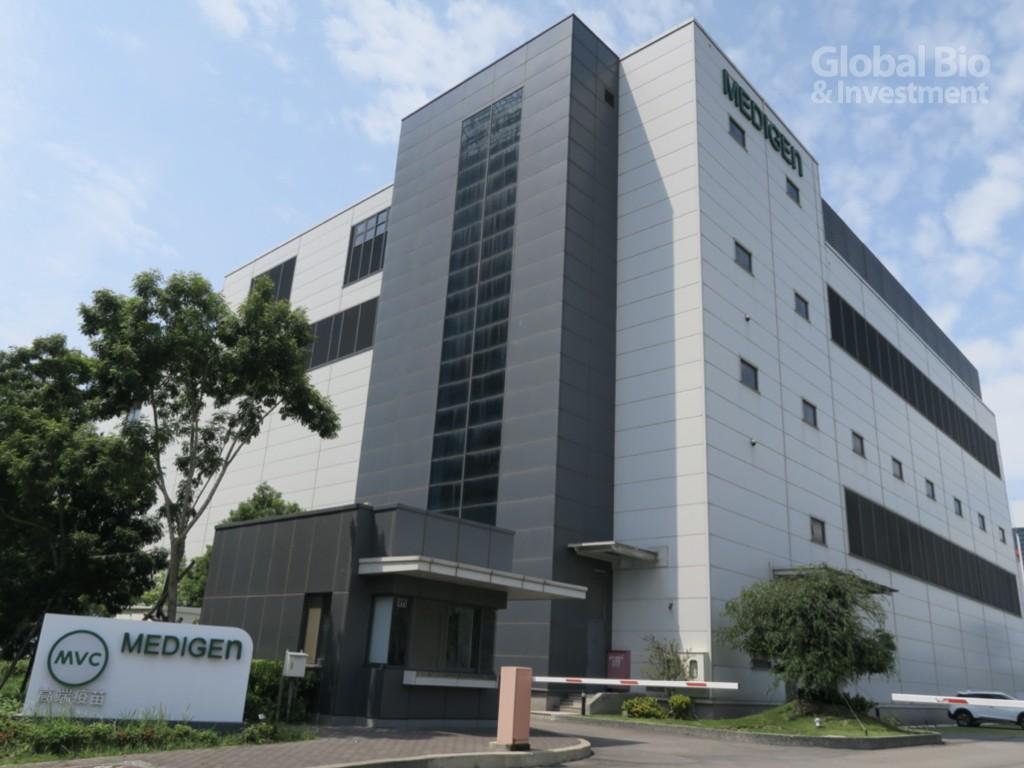 高端疫苗位於竹北的工廠,為目前全台唯一PIC/S GMP細胞培養疫苗廠 (圖片來源:本刊資料中心)