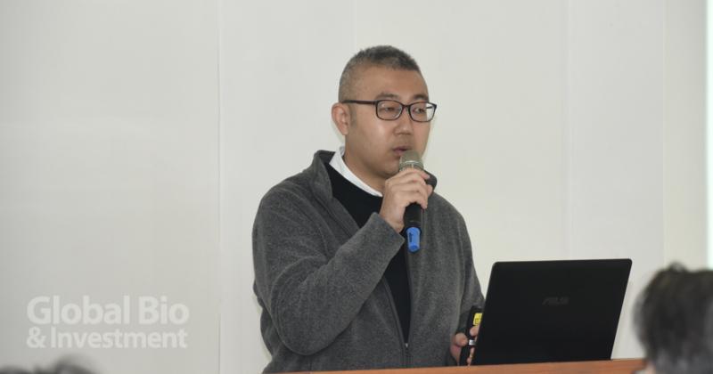 華碩健康資深經理許家瑋 (攝影/巫芝岳)