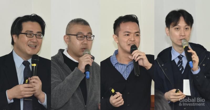 今(24)日,由臺灣醫界聯盟基金會主辦的「數位醫療商業模式」系列二座談會中,針對遠距智慧醫療議題進行探討 (攝影/巫芝岳)