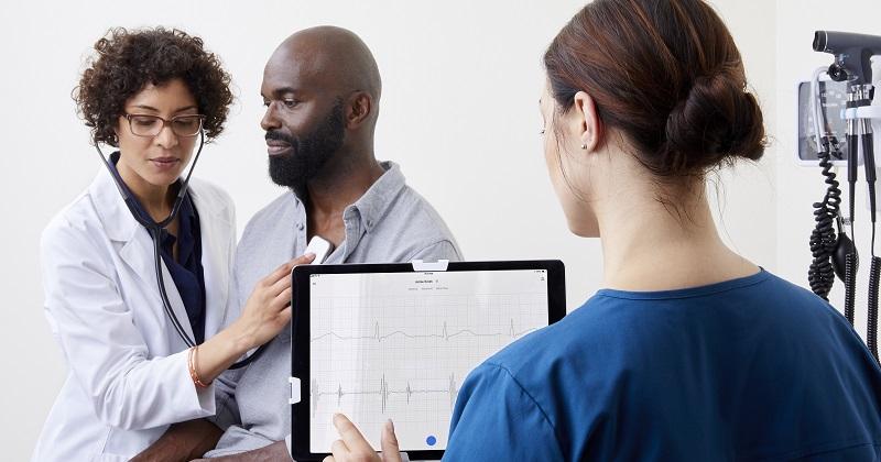 FDA首批!AI數位聽診器助篩查心臟疾病(圖片來源:網路)
