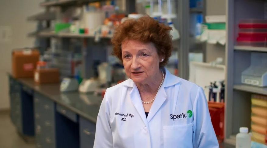 羅氏收購後2個月  Spark創始人兼研發長Kathy High悄悄離職。(圖片來源:FierceBiotech)