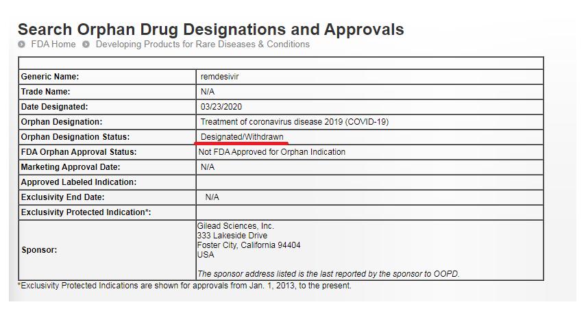 截至FDA官網。