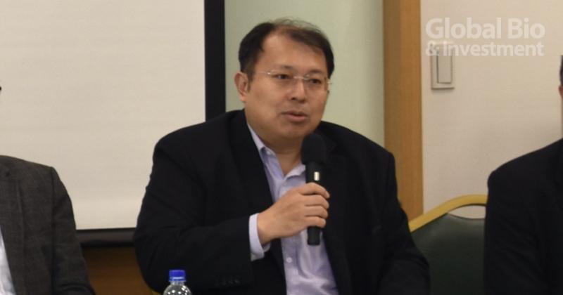 闕河鳴表示,亞洲矽谷推動的兩大主軸為物聯網AI和鼓勵創新創業。(攝影/彭梓涵)