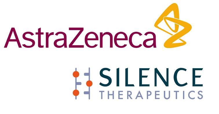 AZ攜手Silence十億美元級siRNA開發合作 股價大漲20% (圖片來源:網路)