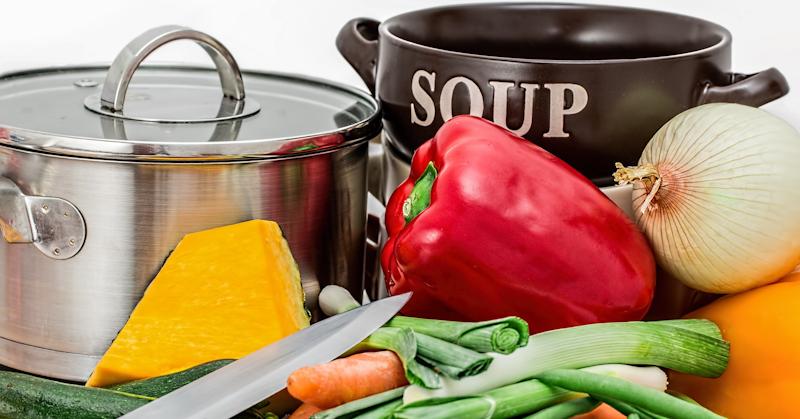 防疫食代!歐洲WHO推出隔離期間健康飲食指南(圖片來源:pixbay)
