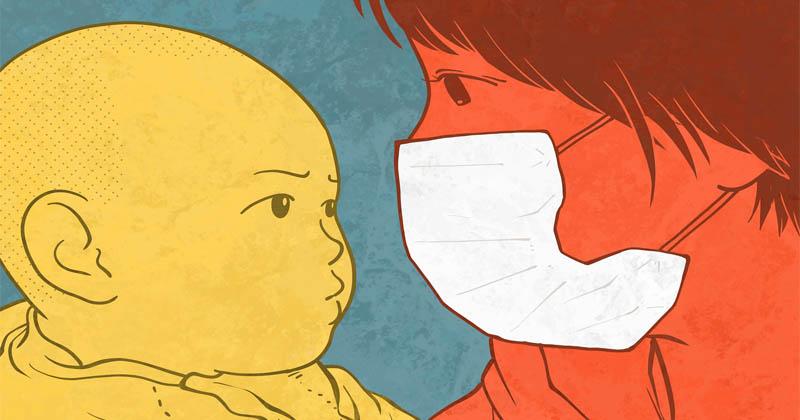 新冠肺炎兒童流病研究出爐 兒童多為輕症 嬰幼兒症狀比兒童嚴重(圖片來源:pixabay)