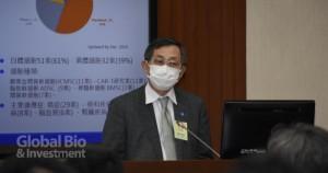 台灣研發型生技新藥發展協會張鴻仁理事長(攝影:巫芝岳)