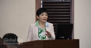 財團法人台灣醫界聯盟基金會執行長林世嘉(攝影:吳培安)