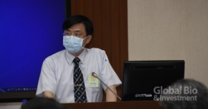 中華民國癌症醫學會張正雄醫療政策主委(攝影:巫芝岳)