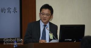 沛爾生技醫藥股份有限公司林成龍董事長(攝影:巫芝岳)
