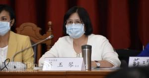 立法委員吳玉琴(攝影:吳培安)
