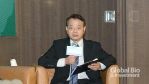 生物技術開發中心(DCB)執行長吳忠勳。(攝影:林嘉慶)