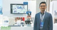 圖說:葉肇元指出,僅將玻片數位化投入成本過高,搭配AI的未來應用,才能提升醫院的投入意願。(攝影/李林璦)