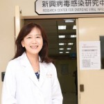 圖說:施信如表示,長庚大學新興病毒感染研究中心成立至今,已與國外學術機構完成 14 項學術交流與研究合作。