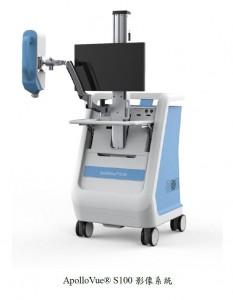 ApolloVue® S100影像系統,具細胞等級的高解析度,並以即時影像顯現人體皮膚組織結構,協助醫生進行非侵入性的臨床研究與輔助診。(圖片/安盟提供)