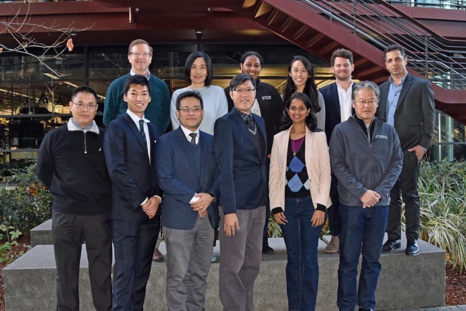 Stanford Biodesign學員結業合影。(本圖由北醫大提供)