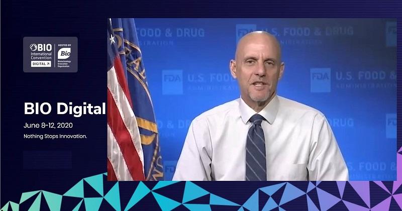 FDA局長Stephen M. Hahn:後疫情世代 加強醫藥供應鏈在地化/真實世界證據審批