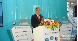 中央研究院基因體研究中心特聘研究員陳建仁表示,BioHub成立的宗旨,旨在配合國家發展生技醫藥產業,借助跨部會各級單位,孕育國內生技醫藥新創團隊及企業。(攝影/林嘉慶)