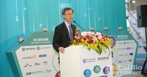 生醫轉譯研究中心主任吳漢忠指出,國家生技研究園區是一個匯聚各方優秀生技研發人才的地方。(攝影/林嘉慶)