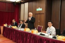 《臺灣精準健康產業座談會》 BTC前凝聚產業共識 實現2030全齡精準健康(圖片來源:行政院科技會報辦公室)