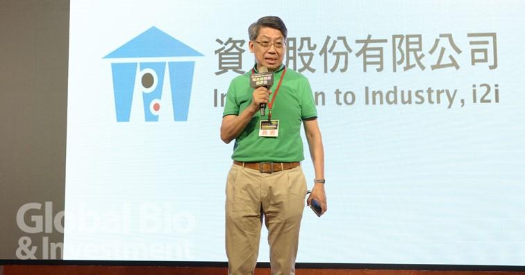 資育股份有限公司董事長龔仁文。(攝影:林嘉慶)