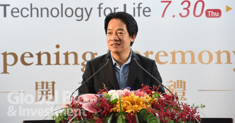 賴清德表示,台灣輔具展會僅舉辦4年,能有至今220國內外品牌、580個攤位參展的龐大規模,可謂相當成功 (攝影/吳培安)