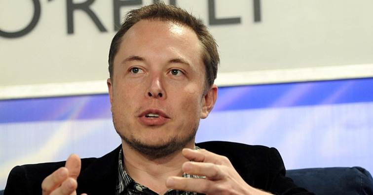 特斯拉(Tesla)聯合創始人暨執行長Elon Musk。(Photo credit: JD Lasica@wikimedia commons)
