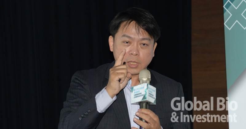 華碩雲端股份有限公司吳漢章總經理(攝影/林嘉慶)
