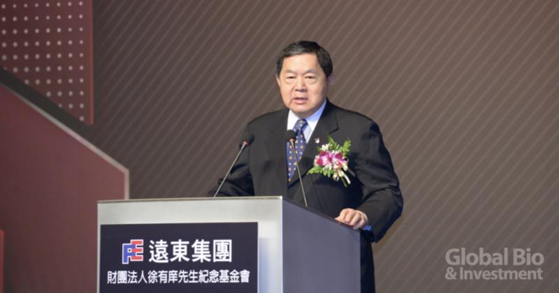 遠東集團董事長徐旭東(攝影/林嘉慶)
