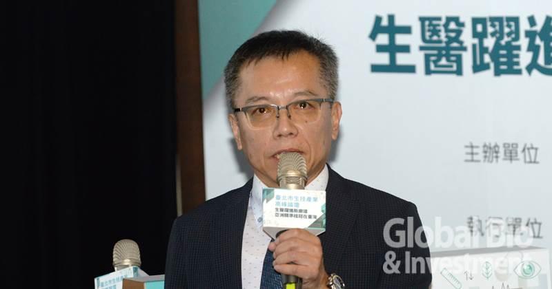 三顧總經理唐洪德(攝影/林嘉慶)