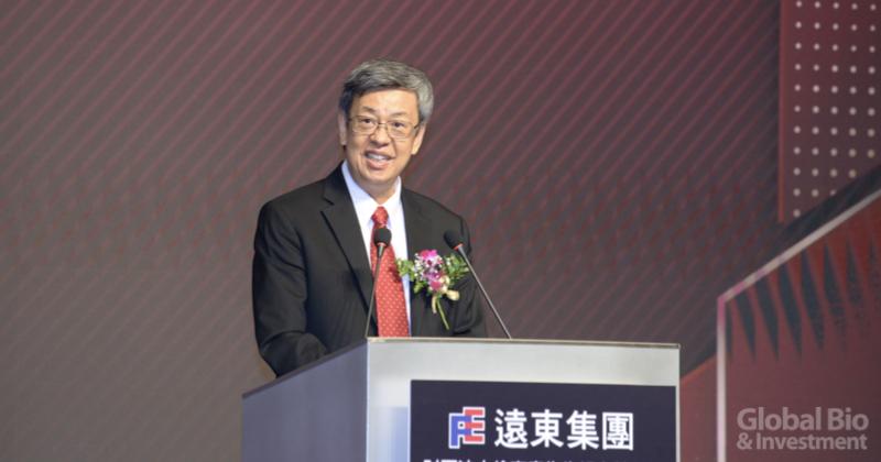前副總統陳建仁(攝影/林嘉慶)