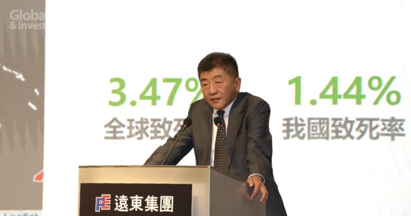 衛福部長陳時中(攝影/林嘉慶)