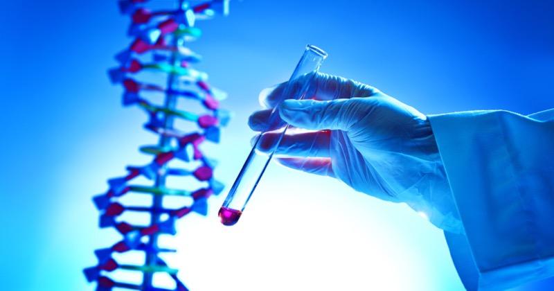 AI+8000個樣本研究,腫瘤基因檢測預測卵巢癌患者存活率。(圖片取自網路)