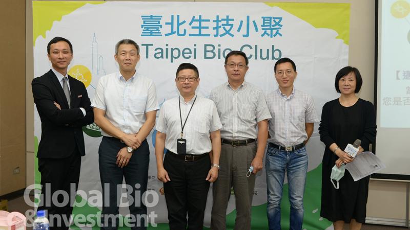 疫情資金轉向數位醫療 臺灣新創應確立市場定位、加強在地化(攝影/林嘉慶)