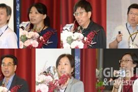 國家衛生研究院與臺北醫學大學7組專注於癌症治療、精準醫學的技術研發團隊,於會中介紹創新治療研發成果,以期解決當前未滿足的醫療需求。(攝影:林嘉慶)